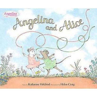 Angelina And Alice (Hardcover)