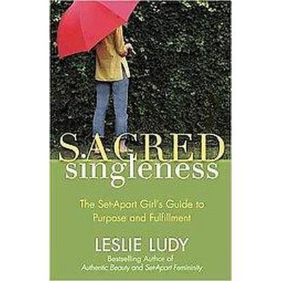 Sacred Singleness (Original) (Paperback)