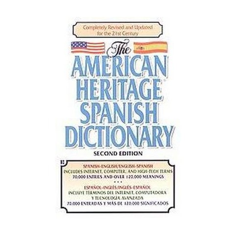 The American Heritage Spanish Dictionary (Paperback)
