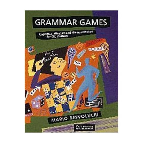 Grammar Games (Paperback)