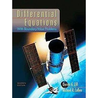 Differential Equations with Boundary-Value Problems (Hardcover)