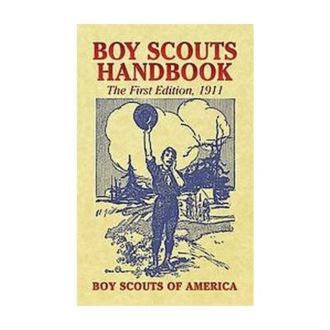 Boy Scouts Handbook (Paperback)