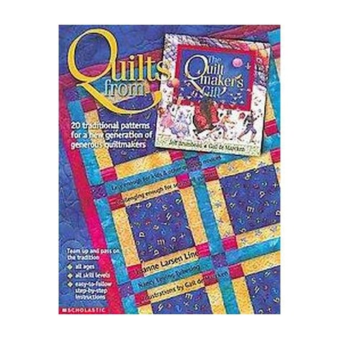 Quilts from the Quiltmaker's Gift (Paperback)