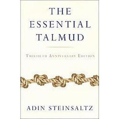 Essential Talmud (Paperback)
