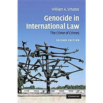 Genocide in International Law (Hardcover)