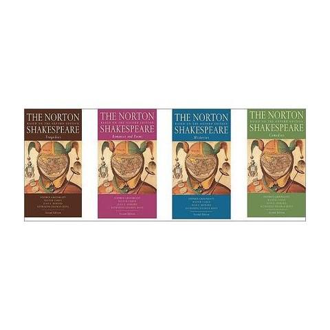 The Norton Shakespeare (Mixed media product)