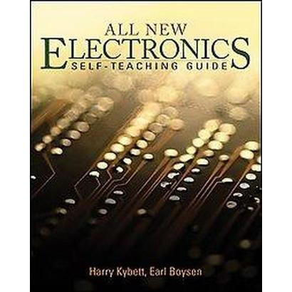 All New Electronics Self-Teaching Guide (Paperback)