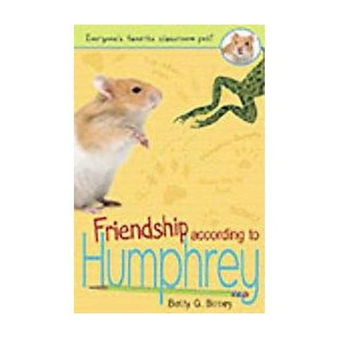 Friendship According To Humphrey (Hardcover)