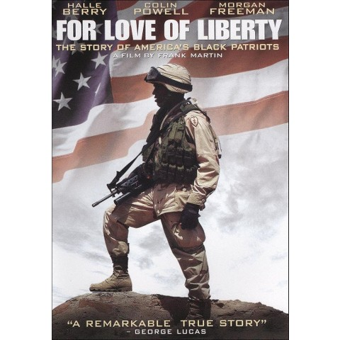 For Love of Liberty: The Story of America's Black Patriots (Widescreen)