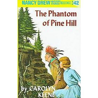 Phantom of Pine Hill (Hardcover)