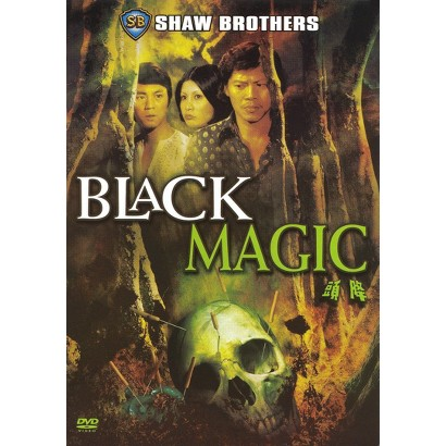 Black Magic (Widescreen) (Dual-layered DVD, Restored / Remastered)