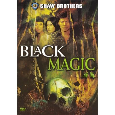 Black Magic (Widescreen) (Dual-layered DVD, Restored / Remastered)