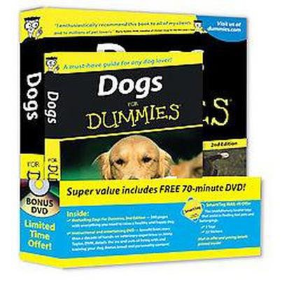 Dogs For Dummies (Mixed media product)