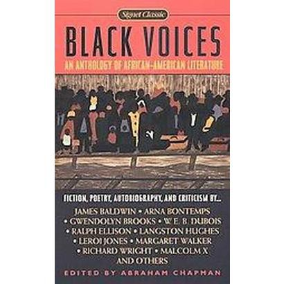 Black Voices (Reissue) (Paperback)
