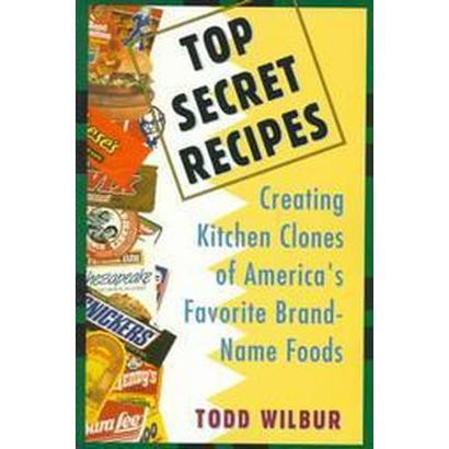 Top Secret Recipes (Paperback)