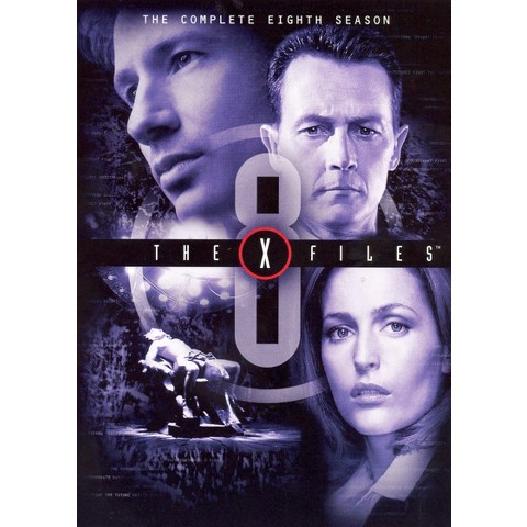 The X-Files: The Complete Eighth Season [6 Discs]