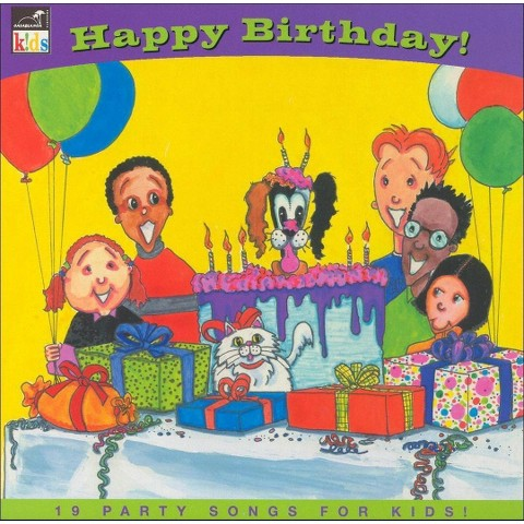 Various Artists - Happy Birthday! (Casablanca Kids) (CD)