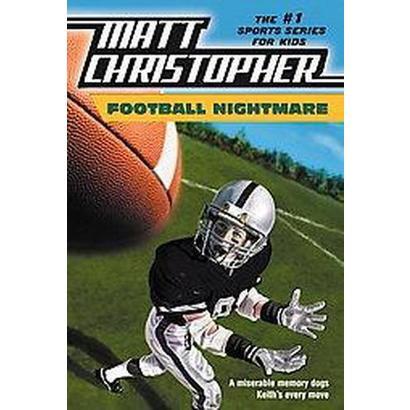 Football Nightmare (Paperback)