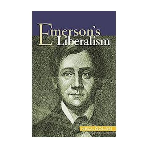 Emerson's Liberalism (Paperback)