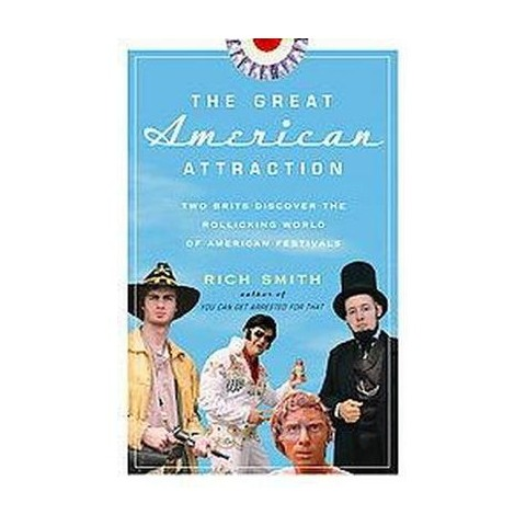 The Great American Attraction (Paperback)