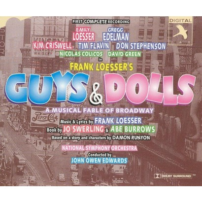 Guys & Dolls (First Complete Recording)