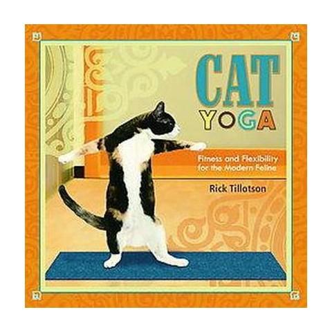 Cat Yoga (Hardcover)