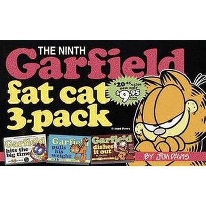 The Ninth Garfield Fat Cat 3-Pack (Paperback)