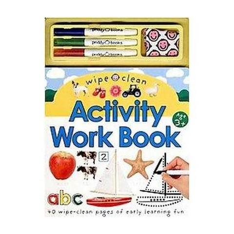 Activity Workbook ( Wipe clean) (Board)