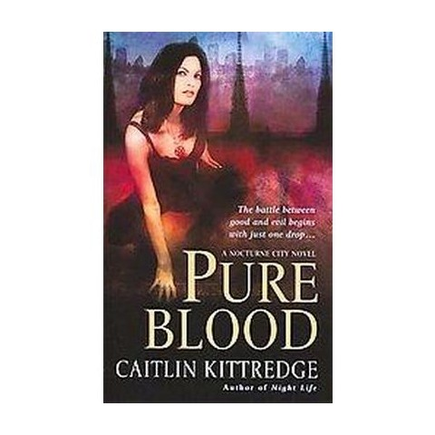 Pure Blood (Paperback)