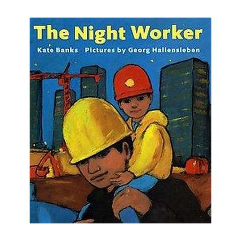 The Night Worker (Reprint) (Paperback)