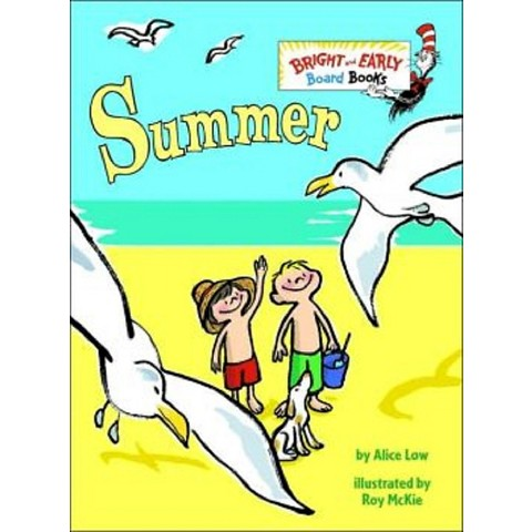 Summer by Alice Low, Roy McKie (Illustrator) (Board)