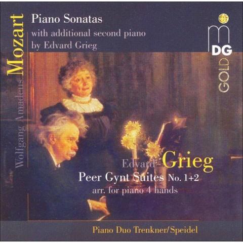 Mozart: Piano Sonatas; Grieg: Peer Gynt Suites No. 1 & 2