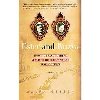 Ester And Ruzya (Reprint) (Paperback)