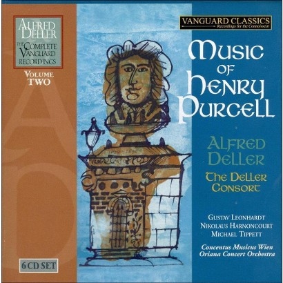 Music of Henry Purcell (Box Set)