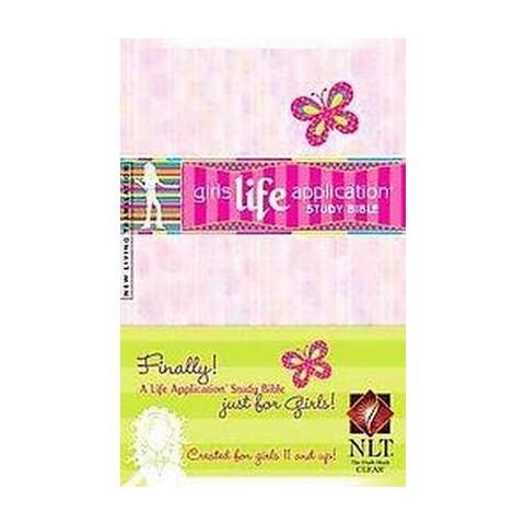 Girls Life Application Study Bible (Paperback)