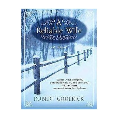 A Reliable Wife (Large Print) (Hardcover)