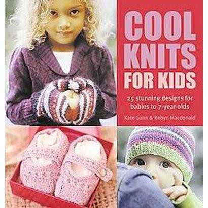 Cool Knits For Kids (Paperback)