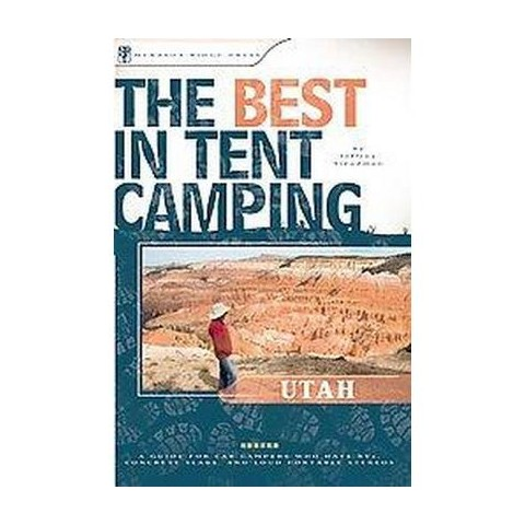 The Best in Tent Camping Utah (Paperback)