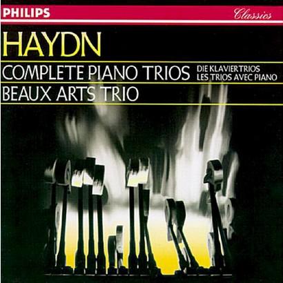 Haydn: Complete Piano Trios