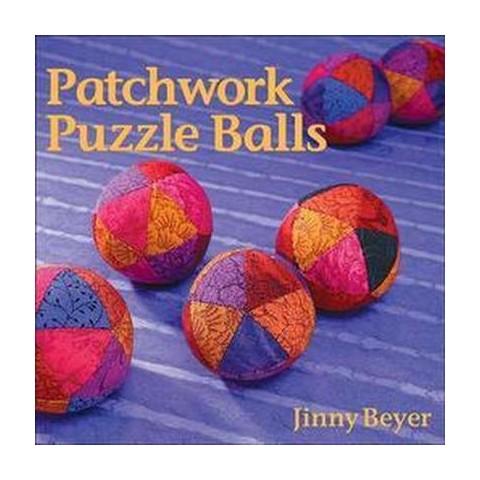 Patchwork Puzzle Balls (Paperback)