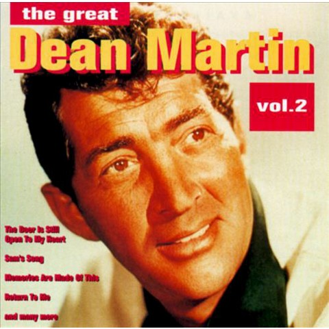 The Great Dean Martin (Goldies)