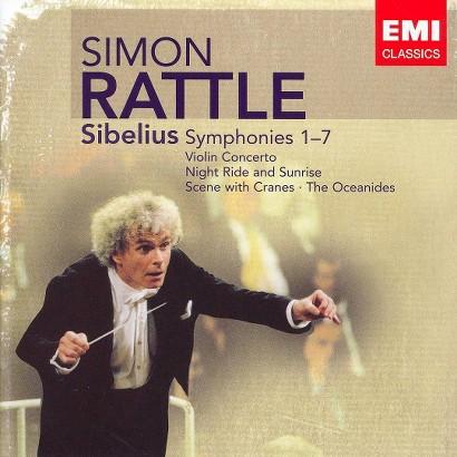 Sibelius: Symphonies 1-7 (Box Set)