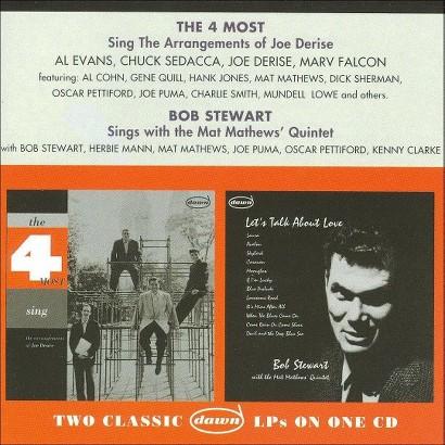 Sing the Arrangements of Joe Derise/Sings With the Mat Mathews' Quintet