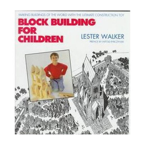 Block Building for Children (Hardcover)