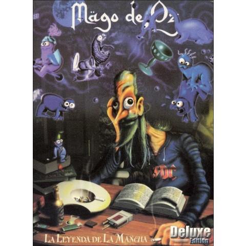 Leyenda de la Mancha (Deluxe Edition CD/DVD)