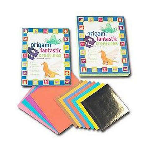Origami Fantastic Creatures Kit (Paperback)