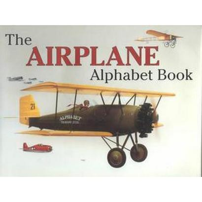 The Airplane Alphabet Book (Hardcover)