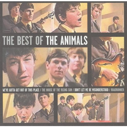 The Best of the Animals (EMI)