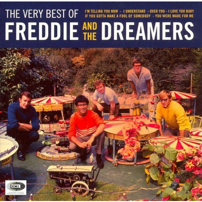 The Very Best of Freddie & the Dreamers (EMI Gold)