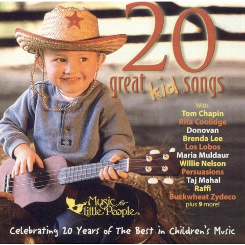 20 Great Kid Songs: Mflp's 20th Anniversary Col
